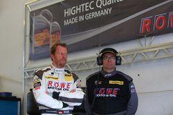 Roland Rehfeld, Rowe Racing