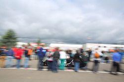Rudi Adams, Arno Klasen, Stefan Aust, Dörr Motorsport