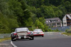 Georg Weiss, Jochen Krumbach, Oliver Kainz, Michael Jacobs, Wochenspiegel Team Manthey, Porsche 911 GT3 RSR