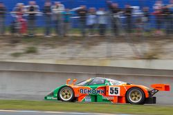 Mazda 787B (1991) - Mazda was the first Japanese manufacturer to win Le Mans