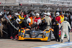 #40 Boutsen Ginion Racing Oreca 03 Nissan: Thomas Dagoneau, Rodin Younessi, Matt Downs