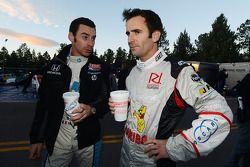 Simon Pagenaud e Romain Dumas