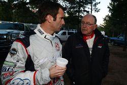 Romain Dumas and Rod Millen