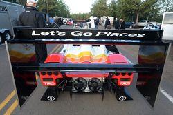 #76 Toyota TMG EV P002: Rod Millen