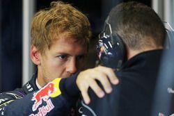 Sebastian Vettel, Red Bull Racing ve Guillaume Rocquelin, Red Bull Racing yarış mühendisi