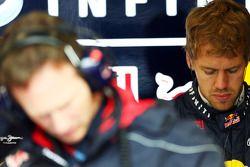 Sebastian Vettel, Red Bull Racing ve Christian Horner, Red Bull Racing Takım Patronu