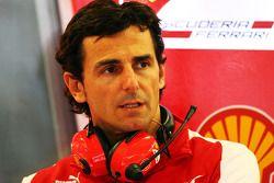 Pedro De La Rosa, Ferrari Geliştirme Pilotu