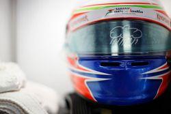 the, kask, Paul di Resta, Sahara Force India F1