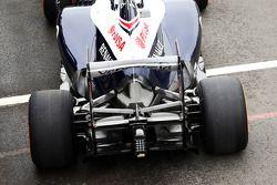 Williams FW35 arka kanat