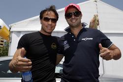 Stefano D'aste and Mehdi Bennani
