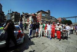 Darryl O'Young, BMW E90 320 TC, ROAL Motorsport, Stefano D'aste, BMW E90 320 TC, Proteam