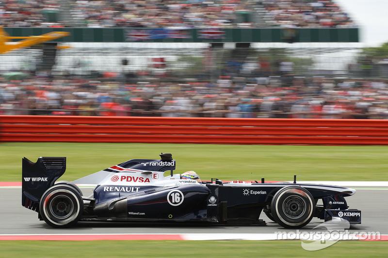 2013: Williams-Renault FW35