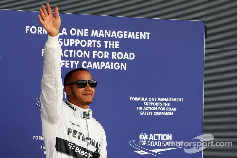Lewis Hamilton, Mercedes AMG F1 (4 ocasiones)