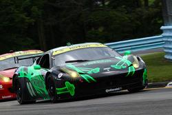 #03 Extreme Speed Motorsports Tequila Patron Ferrari 458:  Mike Hedlund, Johannes van Overbeek