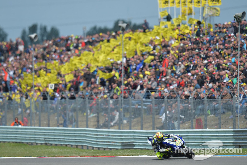 2013 год: Yamaha Factory Racing – MotoGP