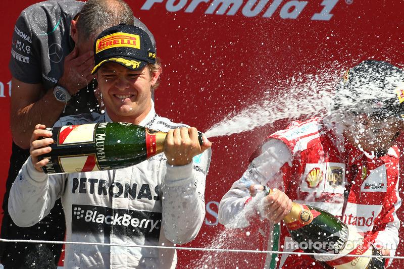 Нико Росберг, Гран При Великобритании-2013