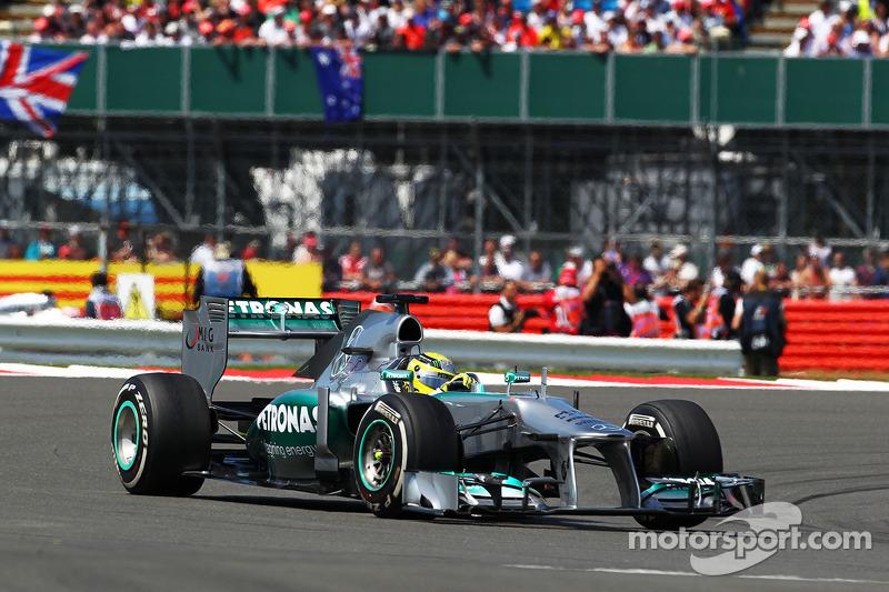 2013 - Nico Rosberg, Mercedes