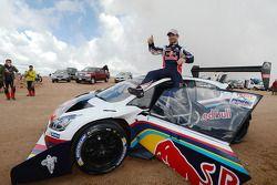 Vencedor Sébastien Loeb