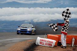 #20 Subaru Impreza Boxer Diesel: Gregoire Blachon