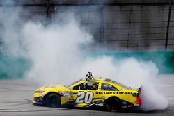 Sieger Matt Kenseth, Joe Gibbs Racing Toyota