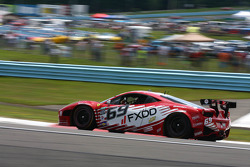 #69 AIM Autosport Team FXDD com Ferrari Ferrari 458: Emil Assentato, Anthony Lazzaro, Leh Keen