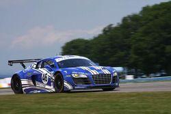 #46 Fall-Line Motorsports BePositive.org Audi R8 Grand-Am: Al Carter, Charles Espenlaub, Charles Put