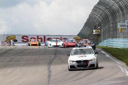 Race Start Sahlen's Six Hours at the Glen