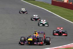 Mark Webber Red Bull Racing RB9