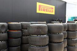 Used Pirelli lastiğis