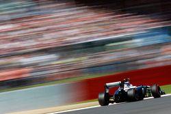 Valtteri Bottas Williams FW35