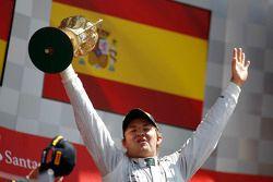 1. Nico Rosberg Mercedes AMG F1