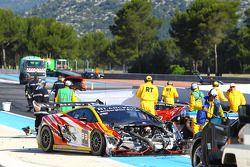 De afloop van Andrea Mamé's fatale crash