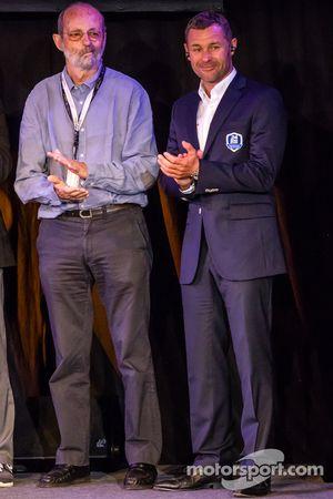 Henri Pescarolo and Tom Kristensen