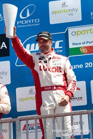 Иван Мюллер. Порту, воскресенье, после первой гонки.
