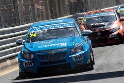 Pepe Oriola, Tuenti Racing Team Chevrolet Cruze 1.6 T