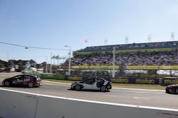 Robert Huff, ALL-INKL.COM SEAT Leon WTCC, Michel Nykjaer, NIKA Racing Chevrolet Cruze 1.6 T
