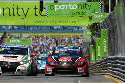Tiago Monteiro, Honda Civic Super