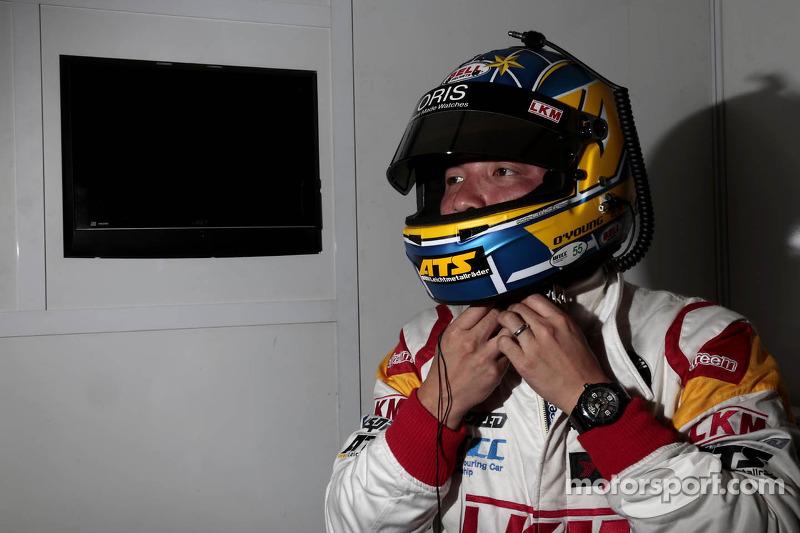 Darryl O'Young, ROAL Motorsport BMW E90 320 TC Race 1