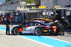 #34 Pro GT by Almeras: Eric Dermont, Franck Perera, Porsche 997 GT3 R