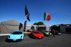 Exposition Lamborghini