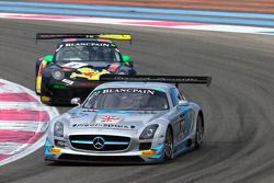#22 Preci Spark: David Jones, Godfrey Jones, Morgan Jones, Mercedes SLS AMG GT3