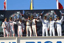 David Dermont, Koen Wauters, Frédéric Vervisch, McLaren MP4-12C