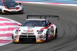 #35 Nissan GT Academy Team RJN: Lucas Ordonez, Peter Pyzera, Alex Buncombe, Nissan GT-R Nismo GT3