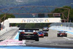 #78 GRT Grasser-Racing Team: Gottfried Grasser, Gerhard Tweraser, Hari Proczyk, Lamborghini LP560-4