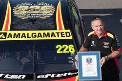 Russell Ingall, Supercheap Auto Racing aan de start van zijn 226e race