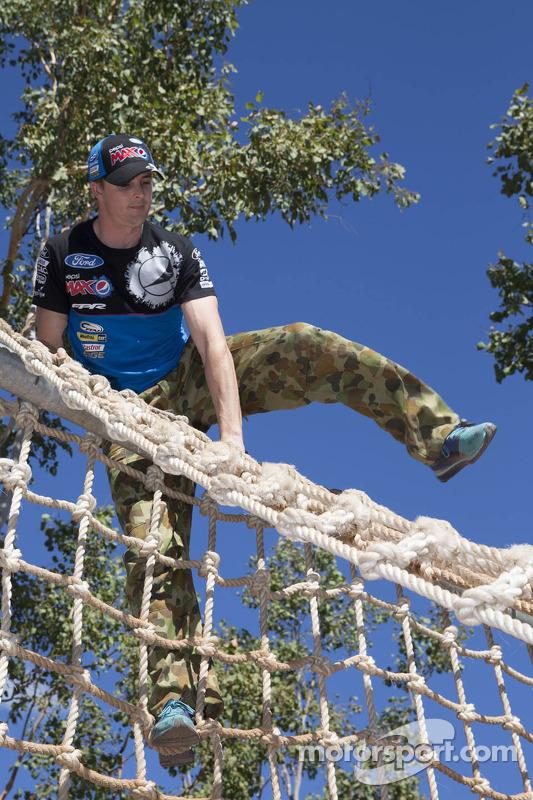 Mark Winterbottom enfrenta obstáculos