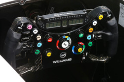 Williams FW35 stuurwiel