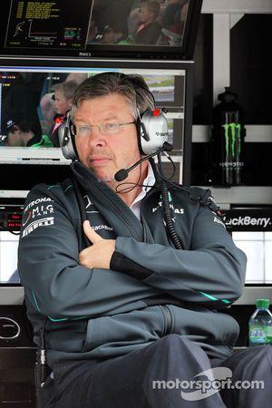 Ross Brawn, Mercedes AMG F1
