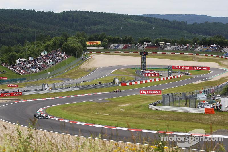 11 - GP de Eifel (en Nurburgring)