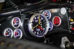 Panel de instrumentos de Jeff Burton, Richard Childress Racing Chevrolet